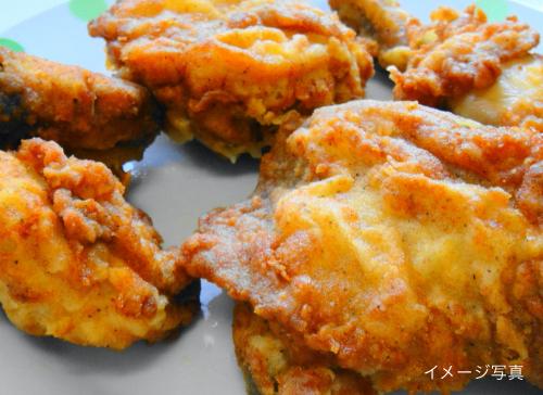 ジャパンファーム ハーブ鶏骨付フライドチキン
